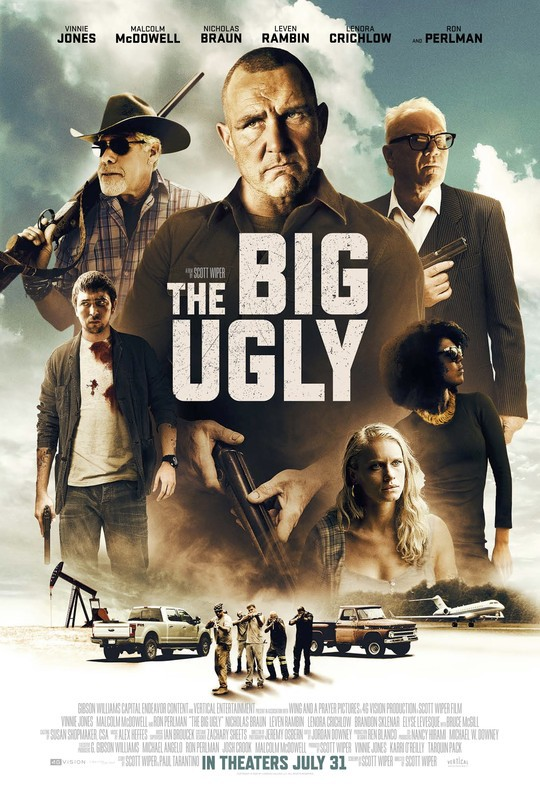 Film director Scott Wiper got burnt out by Hollywood, and found himself returning to his indie roots. Learn about his new indie film 'The Big Ugly'.