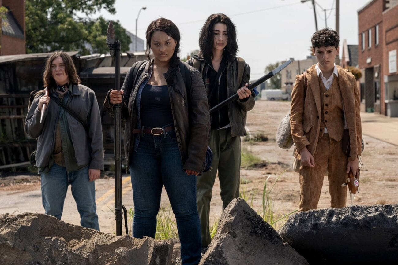 'The Walking Dead: World Beyond' is yet another spinoff from the AMC owned 'Walking Dead' franchise. Who is even watching?