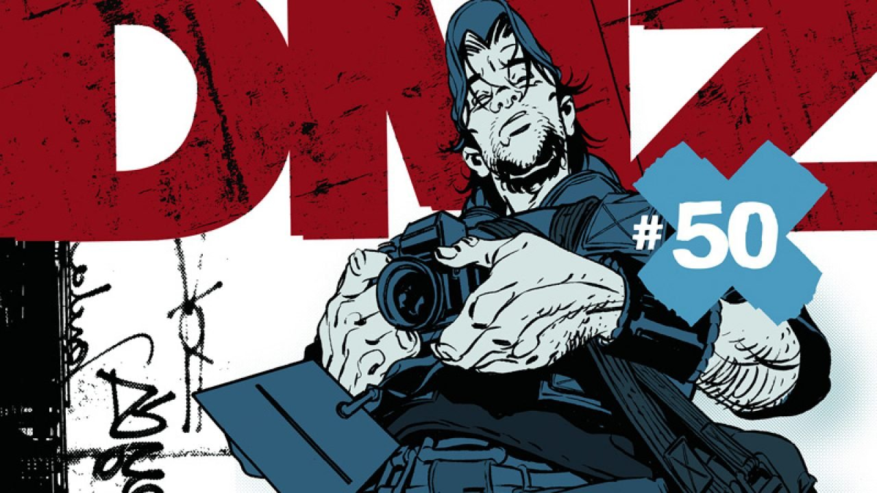 The DC comic 'DMZ' is getting a show on HBO Max. Here's everything you need to know about the story and characters.