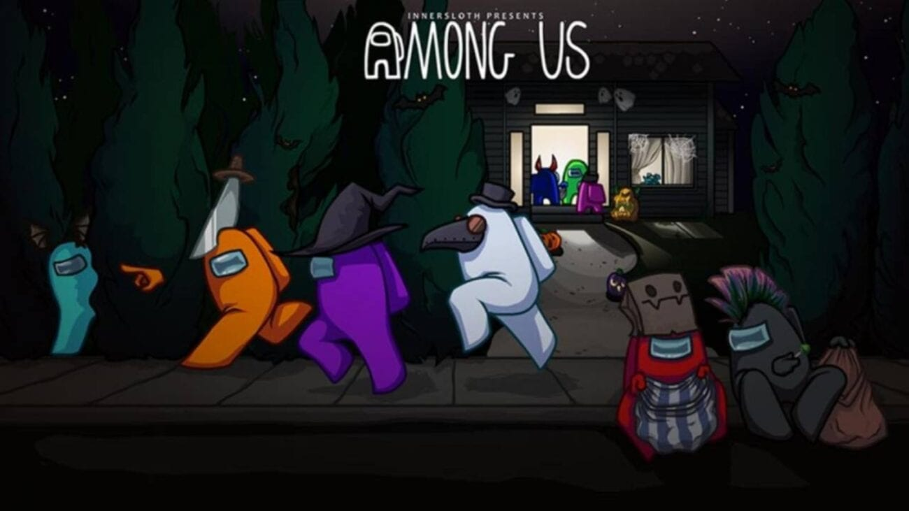 The nominations for Game of the Year were recently announced, but we're a little peeved. We think 'Among Us' deserved a nomination.