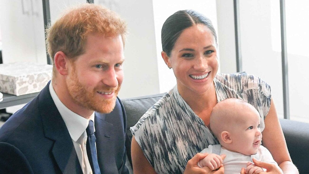 Meghan Markle and Prince Harry's baby, Archie, is just too cute. Here are all the best pictures to prove our point.