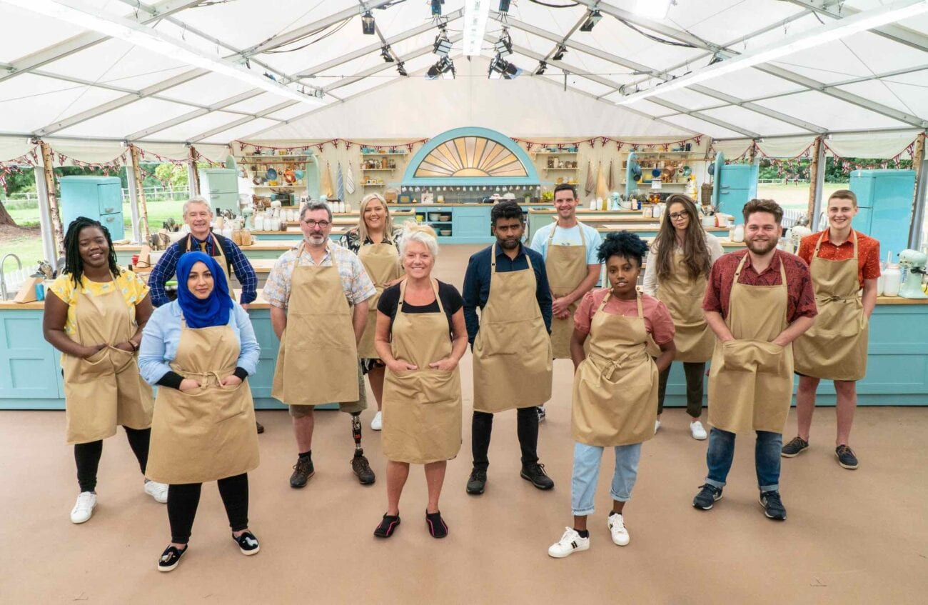 'The Great British Baking Show' is nearing its end; who of the six contestants left will win the whole season?