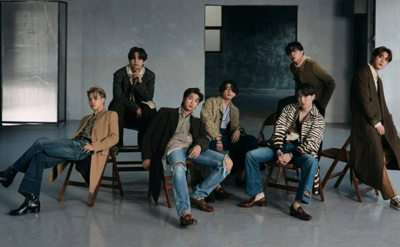 The seven-man K-pop boy band BTS just received their first Grammy nomination – and their reaction is to die for! Check it out.