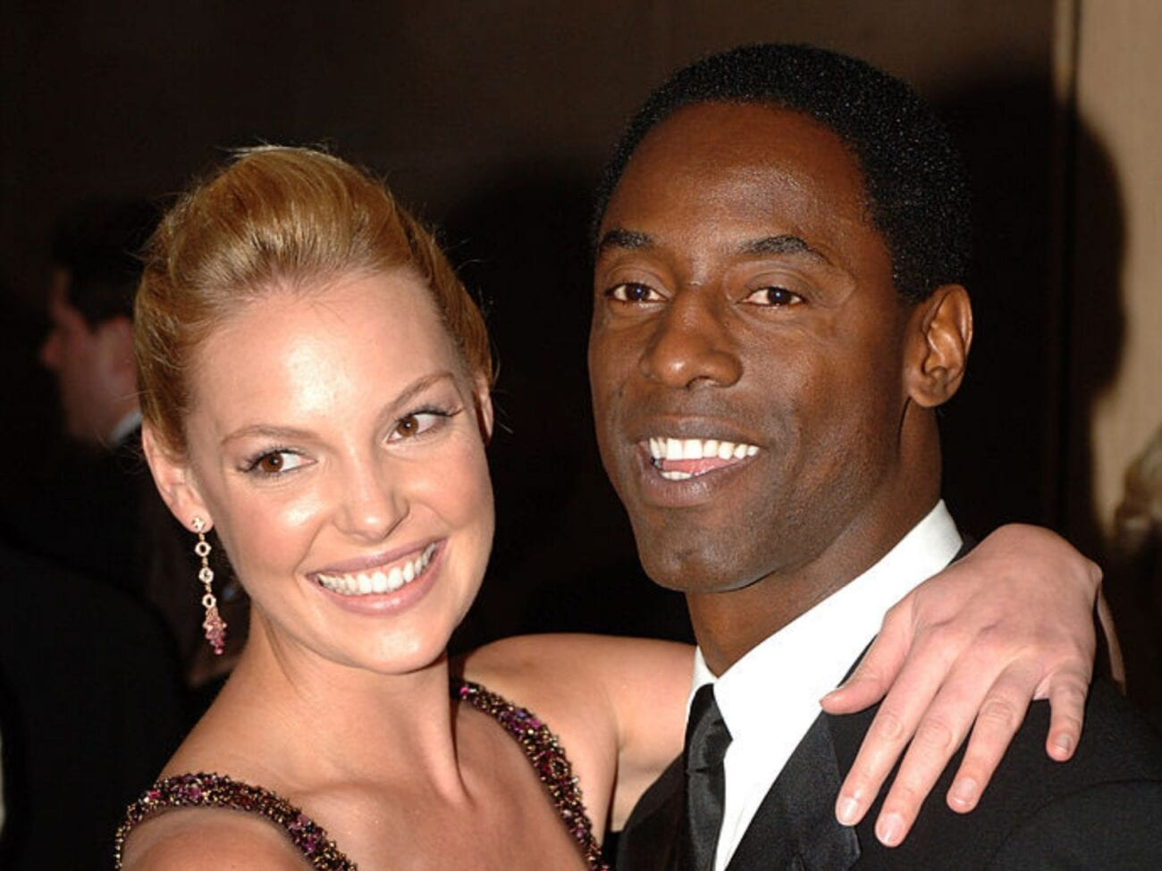 A message on Twitter targeting former 'Grey's Anatomy' star Katherine Heigl (Dr. Izzie Stevens) was posted. What happened?