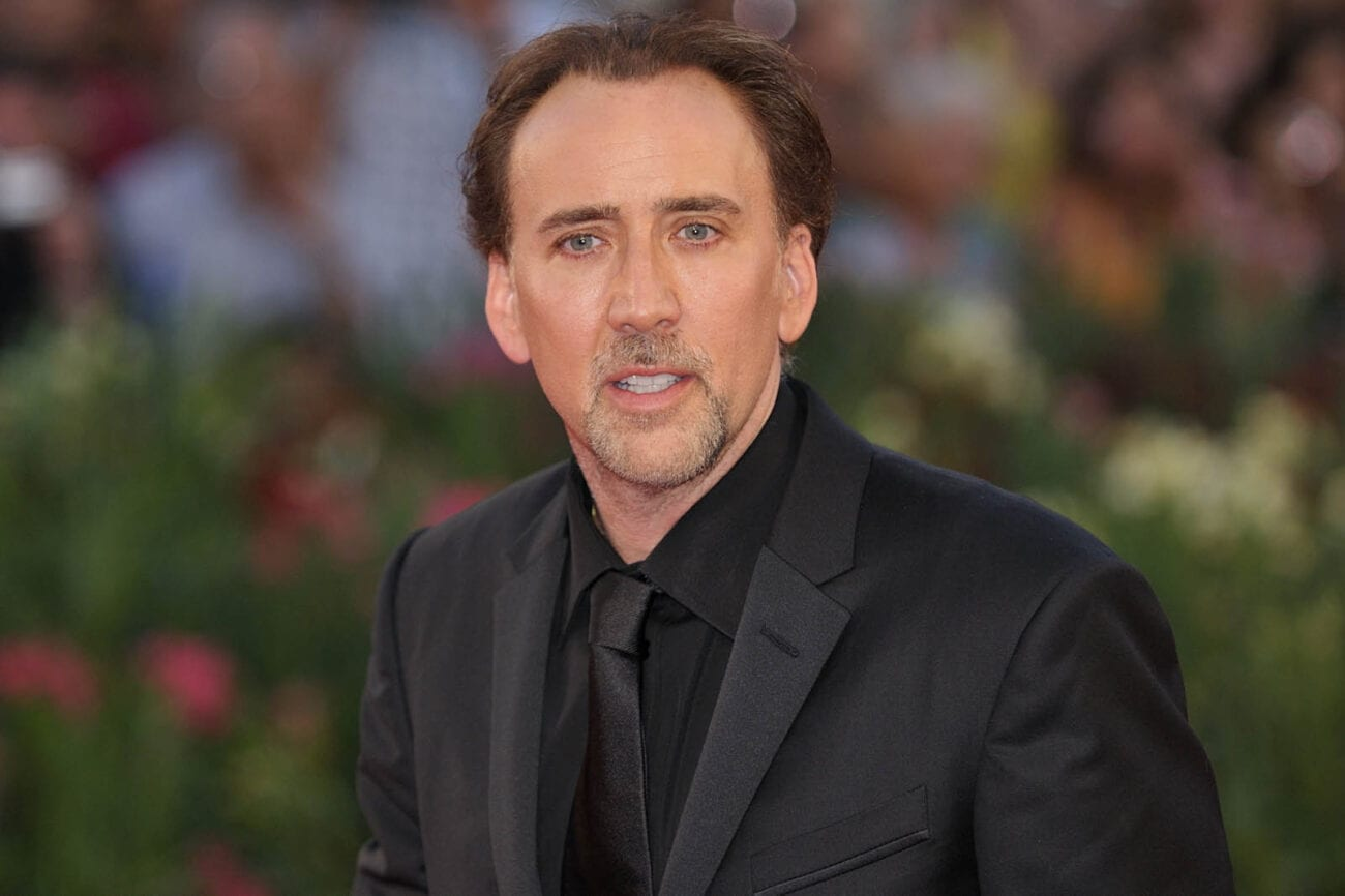 Nicolas Cage is known for his eccentricity and for playing dramatic characters. Here are all the details about his new movie.