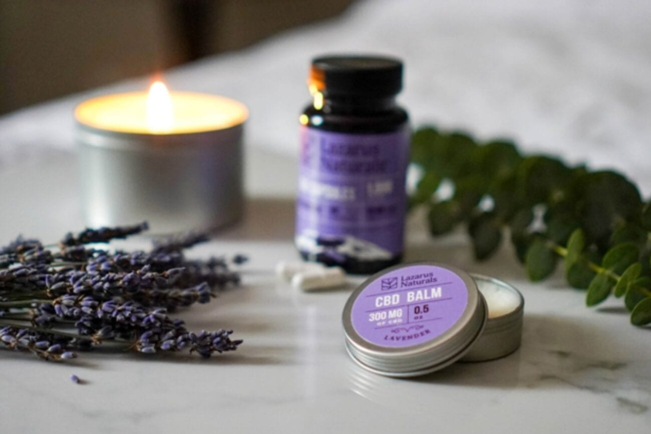 Looking to reduce stress? Find out the benefits of CBD when combined with similar products.