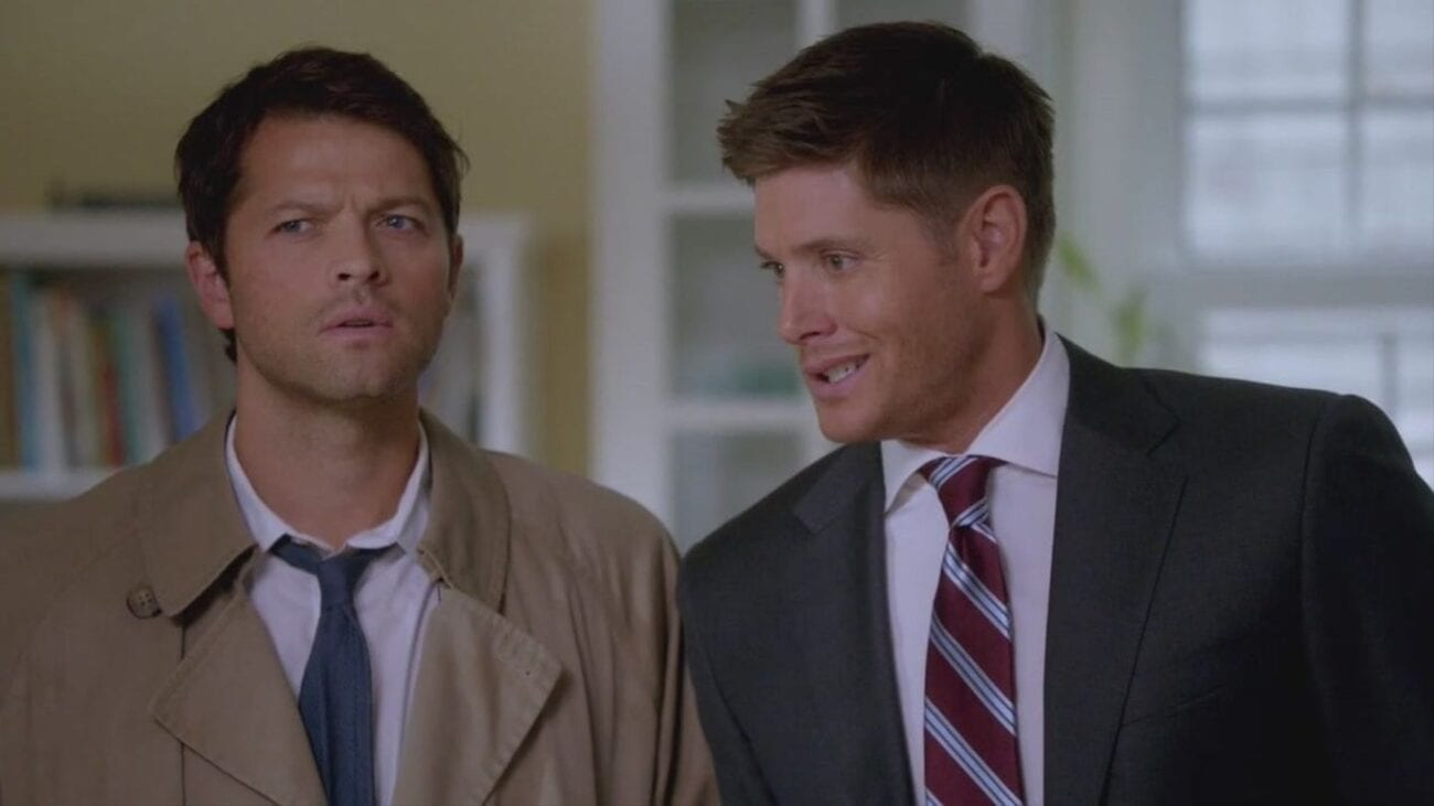 The Internet, desperate for something, not the election, had jokes about 'Supernatural''s Destiel. Here's what people had to say.
