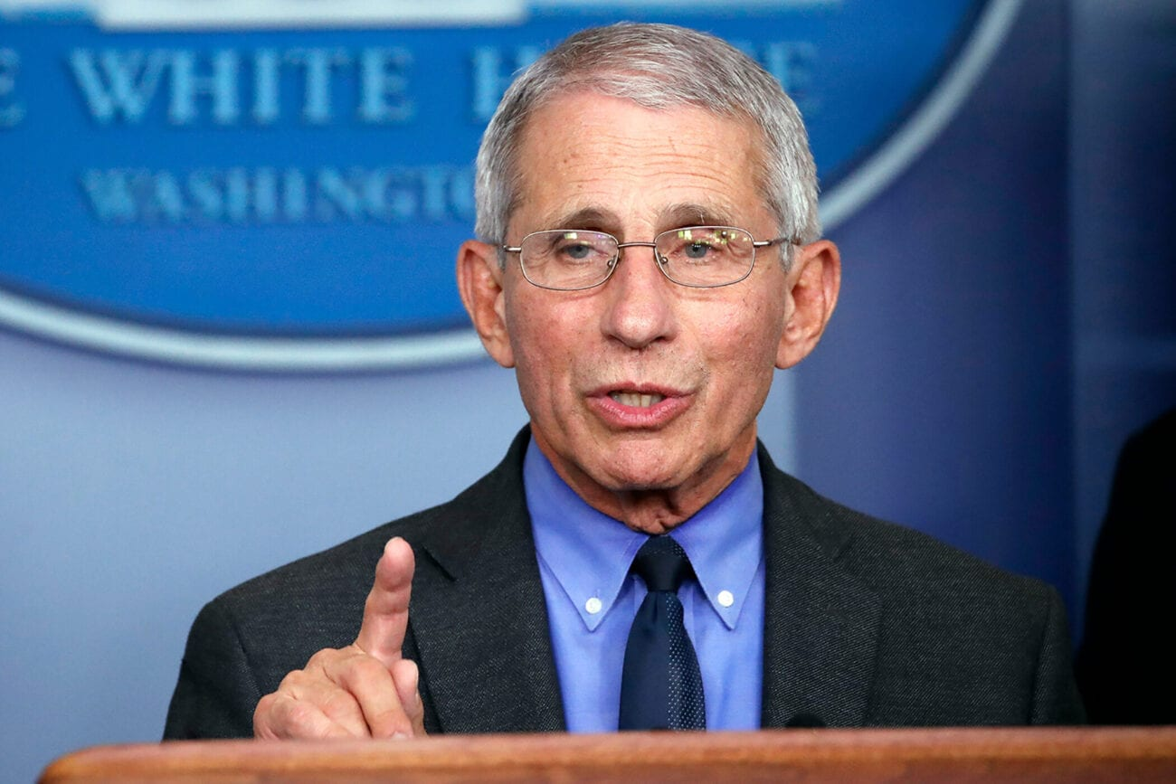 Dr. Anthony Fauci is the director of the National Institute of Allergy & Infectious Diseases in the U.S.. What's his net worth?