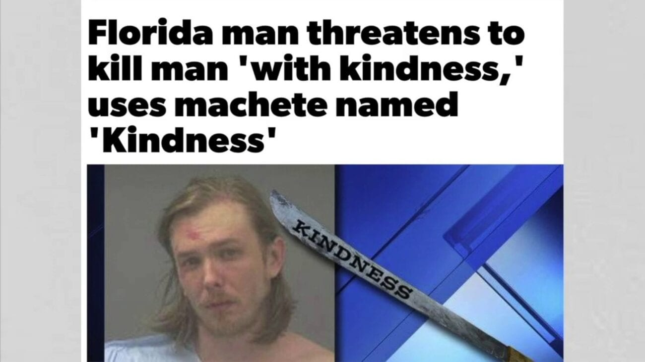 Florida Man, named from Florida headlines about wacky arrests in the Sunshine State. Here are some Karen-style headlines to get you laughing.