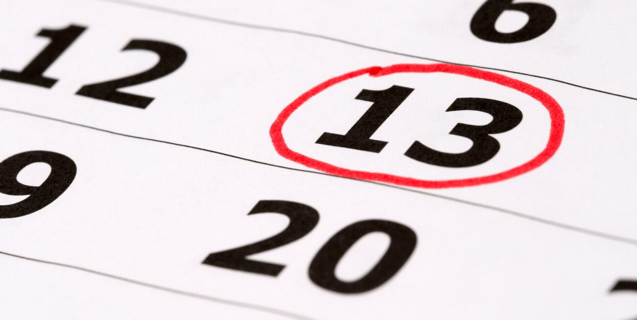 Friday the 13th is a day commonly acknowledged for being bad luck. But what is the origin of this belief?
