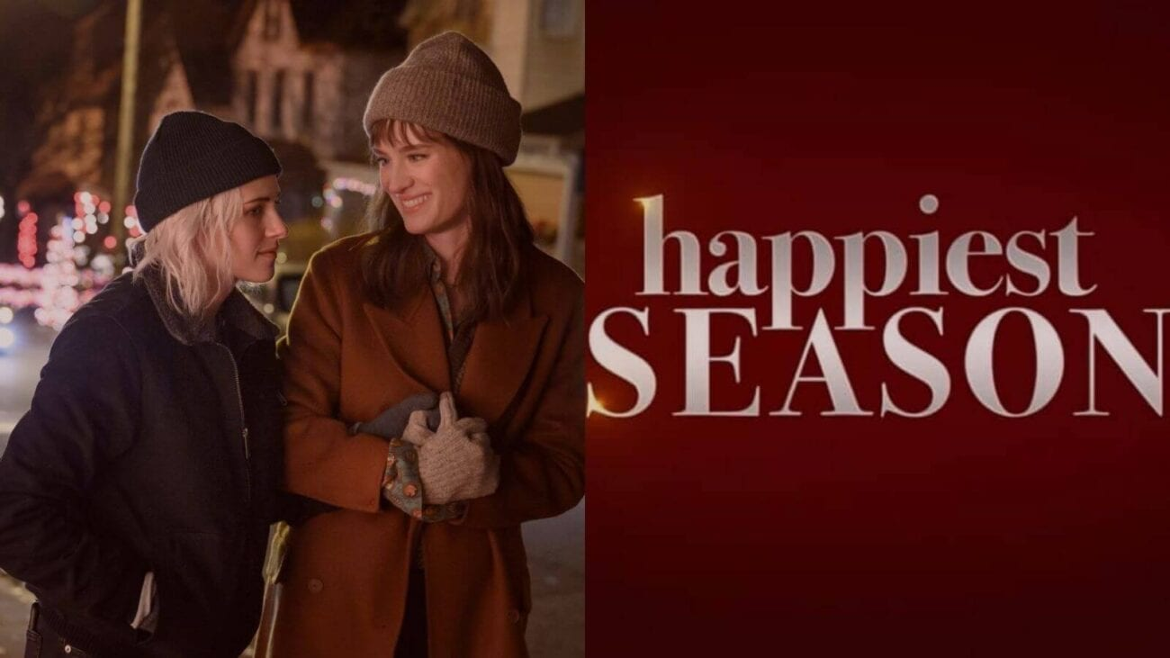 A queer romcom has finally hit our Christmas viewing list! You can watch 'Happiest Season' starring Kristen Stewart on Hulu soon.