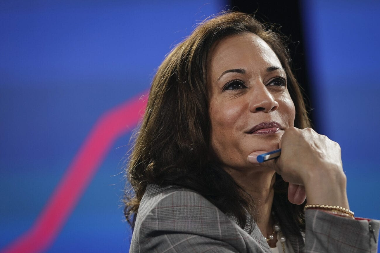 Do you want to know more about Biden's VP Kamala Harris? Learn how she went from senator to projected VP.