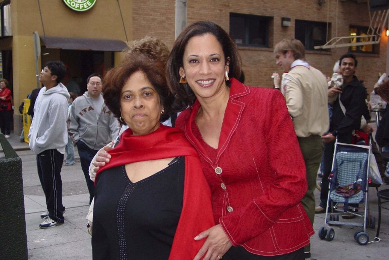 Kamala Harris, the first female vice-president-elect in U.S. history, credits her mother for all her success. What made the woman so special?