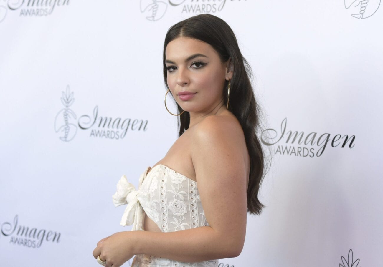Pour one out for 'One Day at a Time', which has been canceled a second time. What's Isabella Gomez up to next?