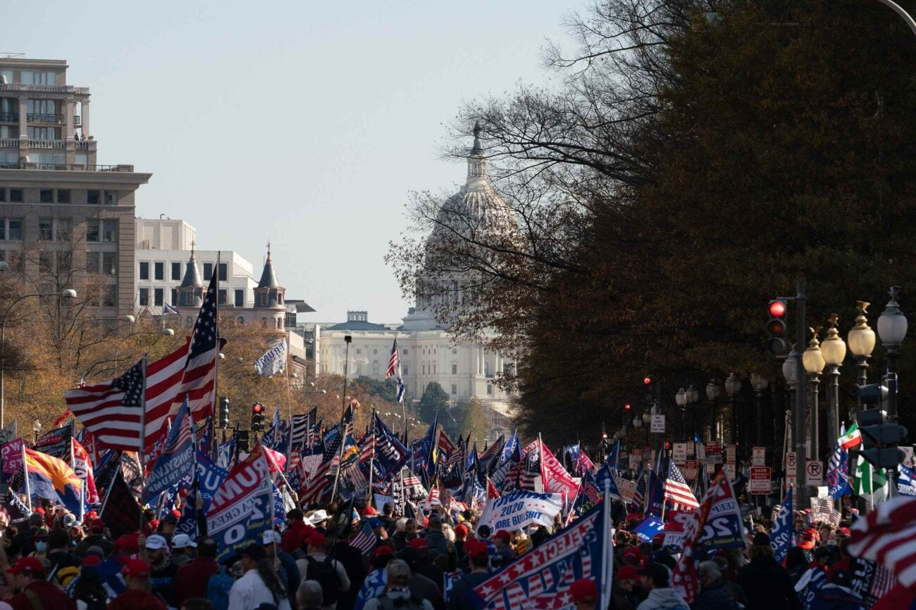 Trump Supporters took to the streets in Washington D.C. over the weekend. Here's everything you need to know.