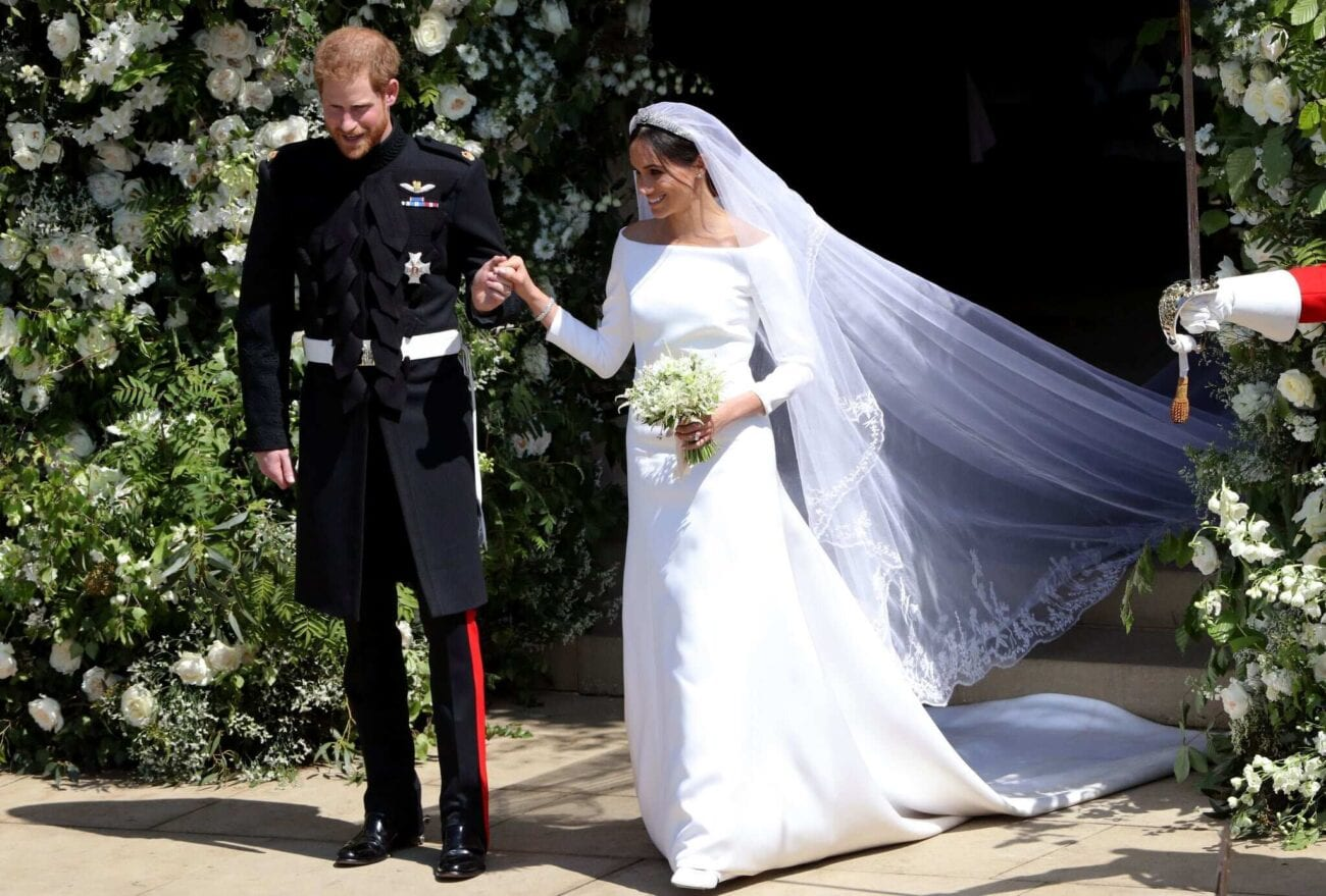 Meghan Markle's wedding dress had a staggeringly high price tag, but who paid for it? Here's everything you need to know.