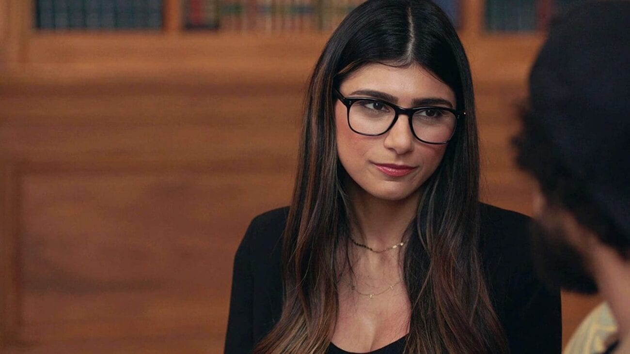 Maybe you've heard of Mia Khalifa from her raunchy past in the adult film industry. Here's why you should see her IG page.