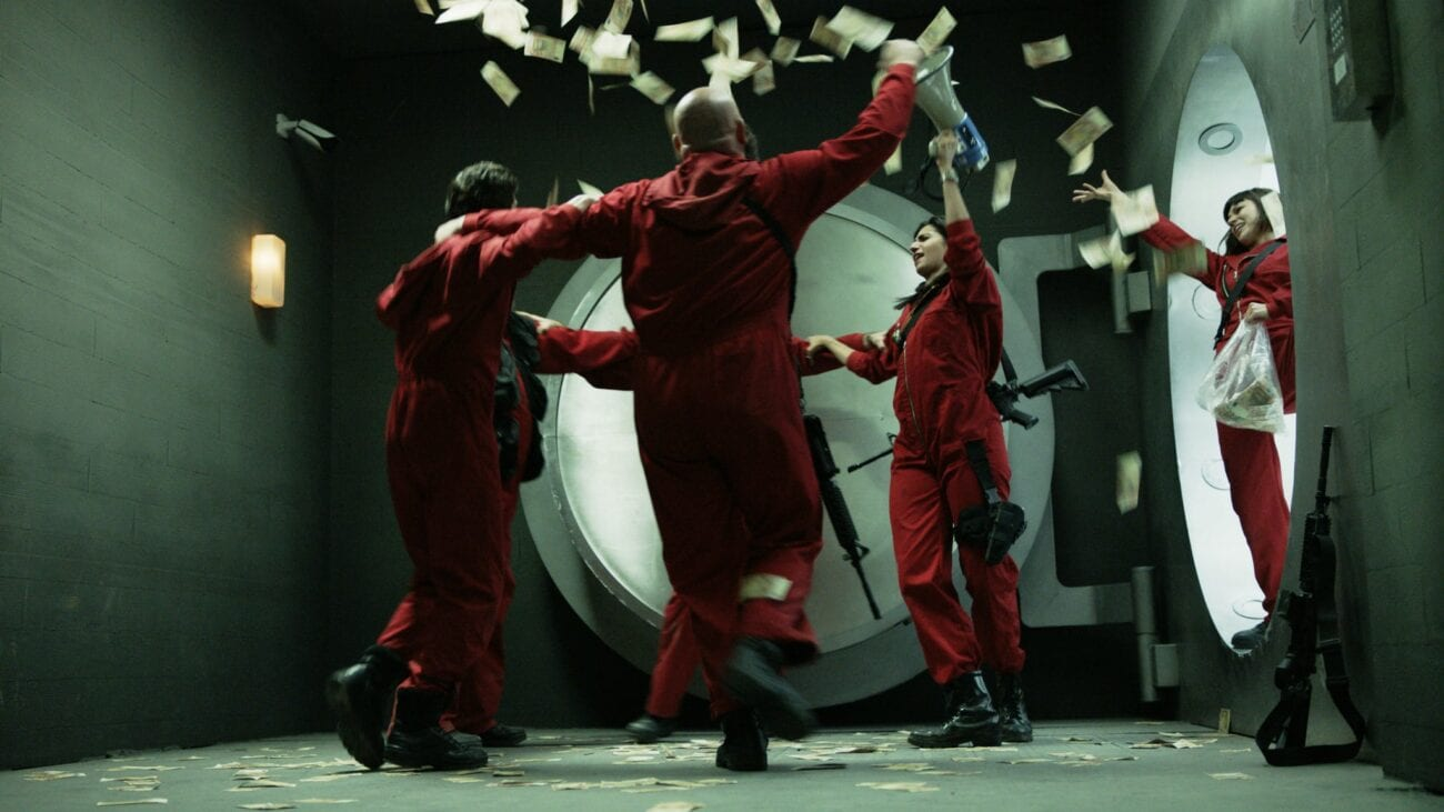 'Money Heist' is gearing up for its finale. Here are some real heists that could inspire the action in season 5.