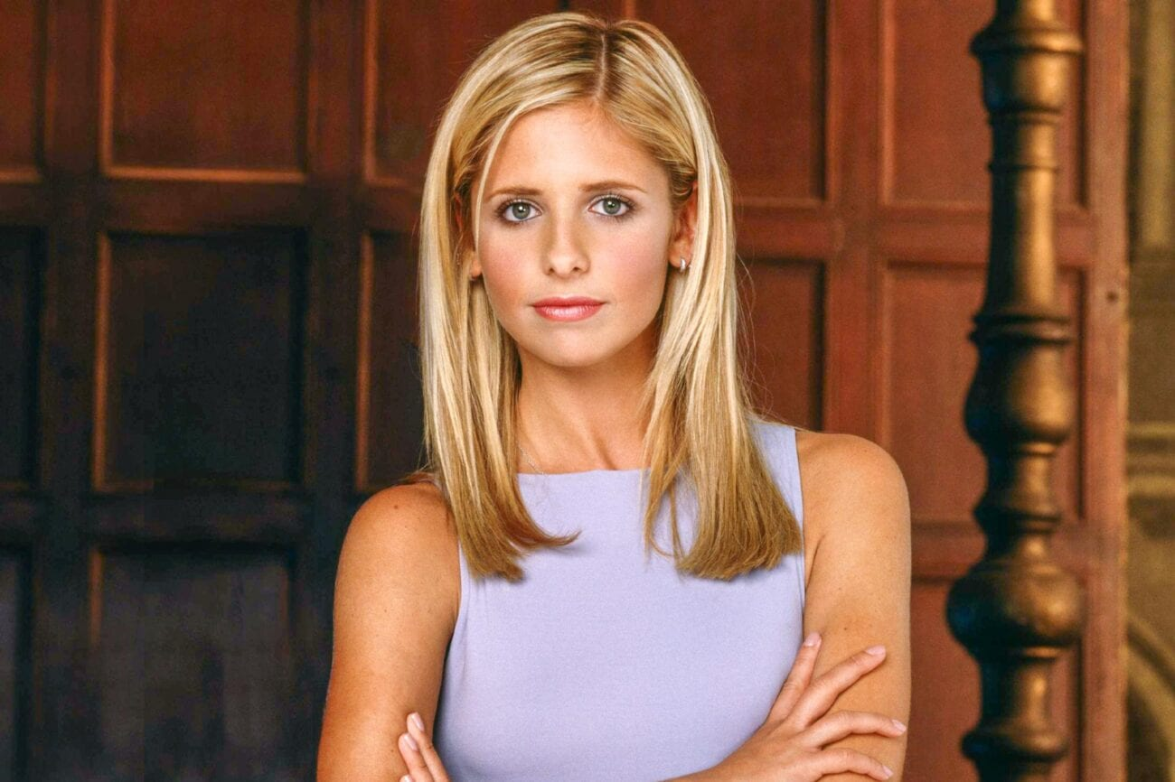 Feeling nostalgic? Revisit 'Buffy the Vampire Slayer' and other classic shows from the 1990s.
