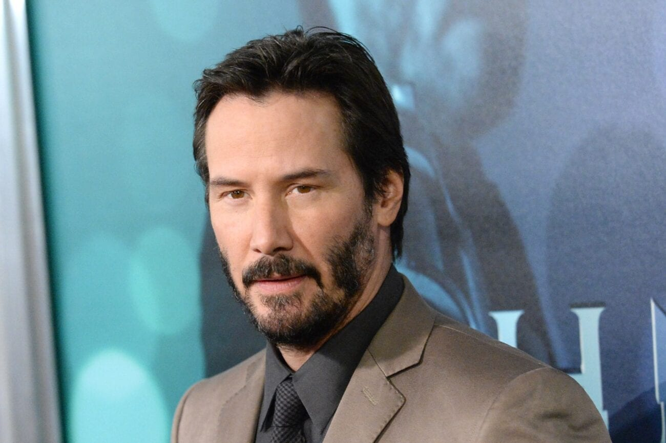 Is Keanu Reeves headed to the MCU? Find out whether the beloved 'Matrix' star has plans to play Ghost Rider.