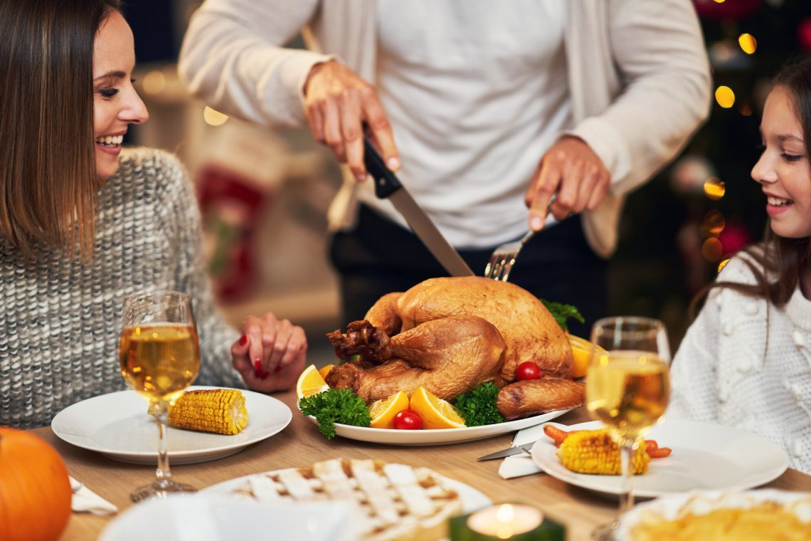 With Thanksgiving now less than a week away it's essentially the holiday season. Here's how you can enjoy a digital dinner.