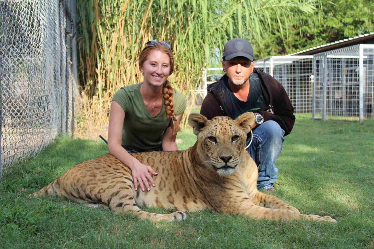 Is Jeff Lowe making Joe Exotic's 'Tiger King ' animal park an even bigger mess? What's behind the Department of Justice's lawsuit?