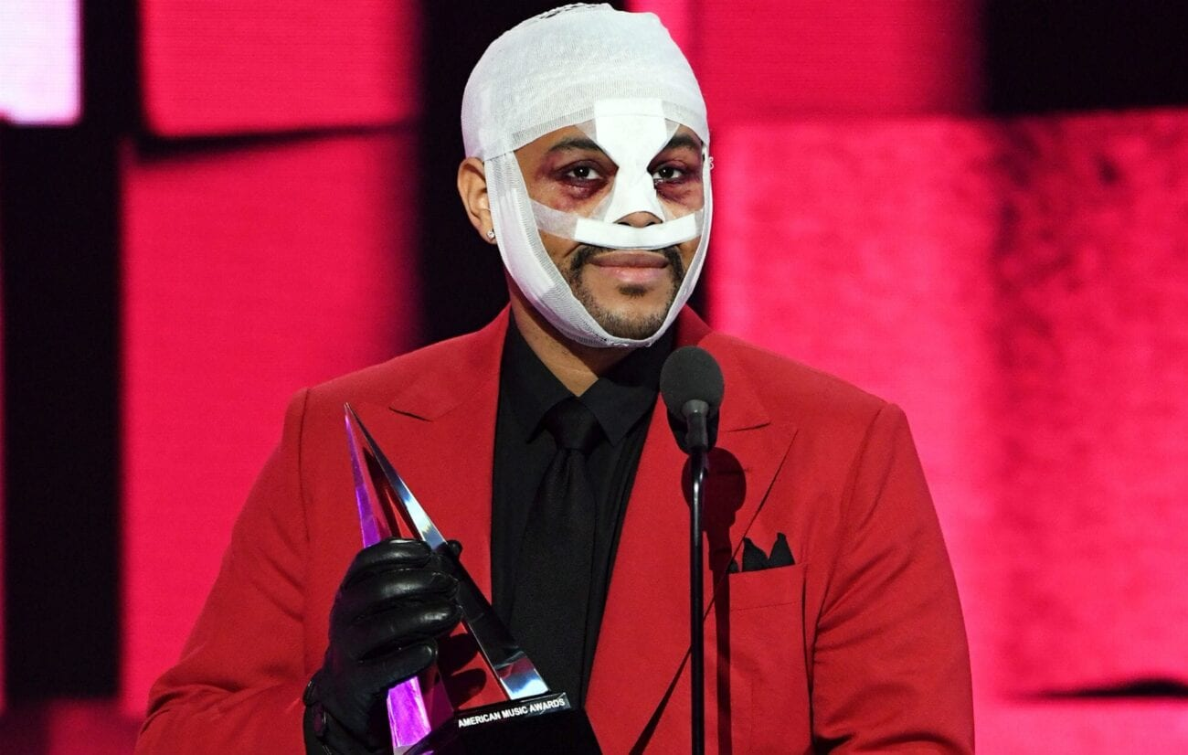 """Abel Makkonen Tesfaye (The Weeknd) made a mark when he arrived at the AMAs. Was the """"Blinding Lights"""" singer abused?"""