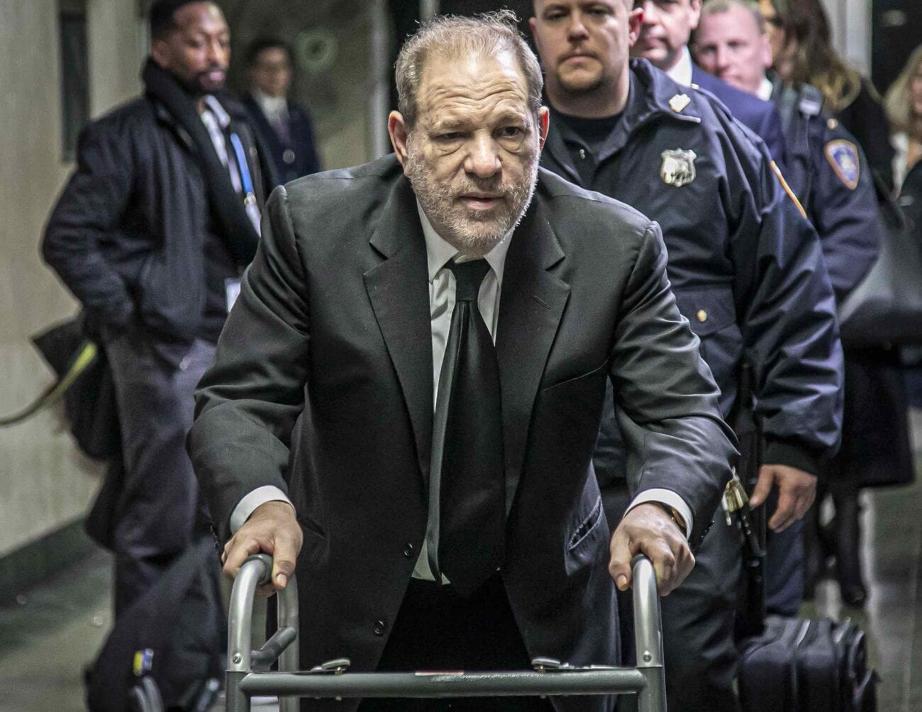 Disgraced producer Harvey Weinstein is now under close monitorization in his cell. What's going to happen after Weinstein's trial?