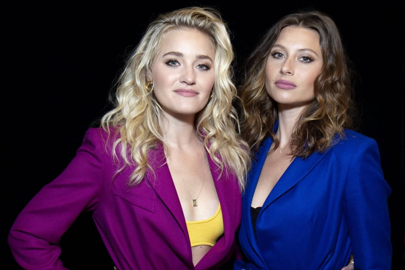 Aly & AJ have decided to release a new version of their 2007 hit 'Potential Breakup Song'. Listen to the explicit version here.