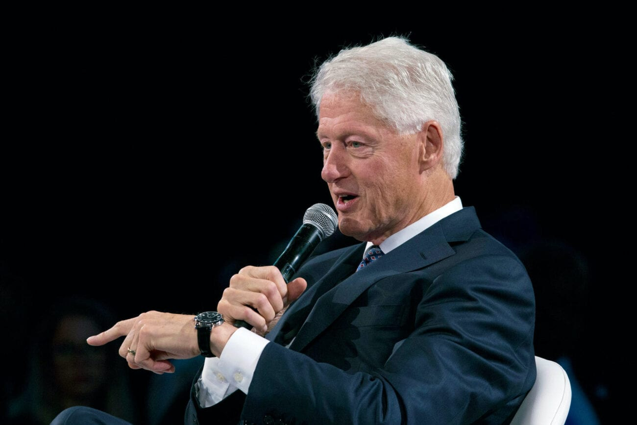 Former U.S. President Bill Clinton allegedly visited Jeffrey Epstein on his private island. Are there new claims?