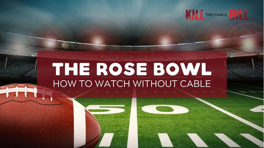 Notre Dame is set to take on Alamaba in the Rose Bowl. Find out how to live stream the football game for free online.