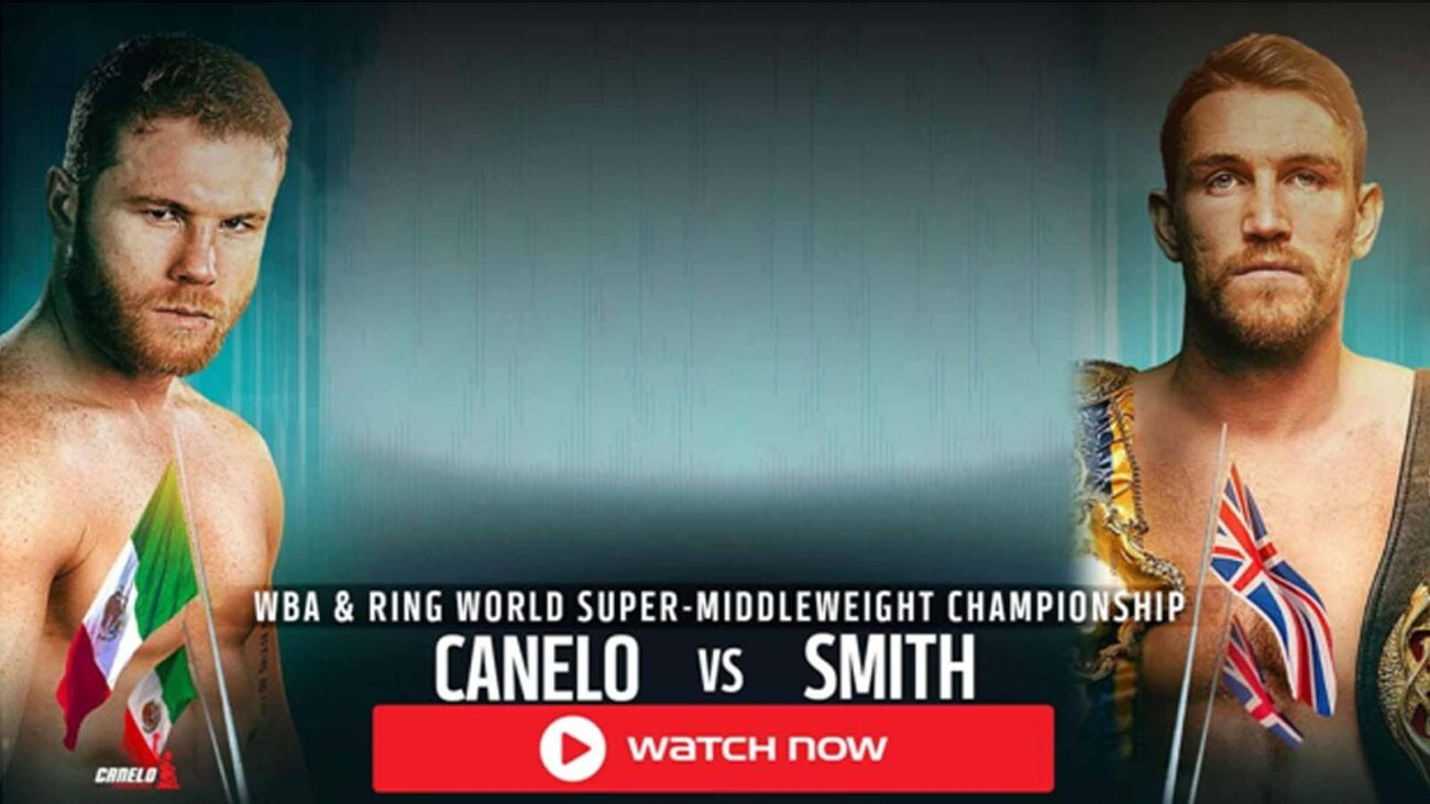 Canelo Alvarez vs Callum Smith fight is here. Learn how to watch Canelo vs Smith live stream, Date, Start time, Venue and Fight card.