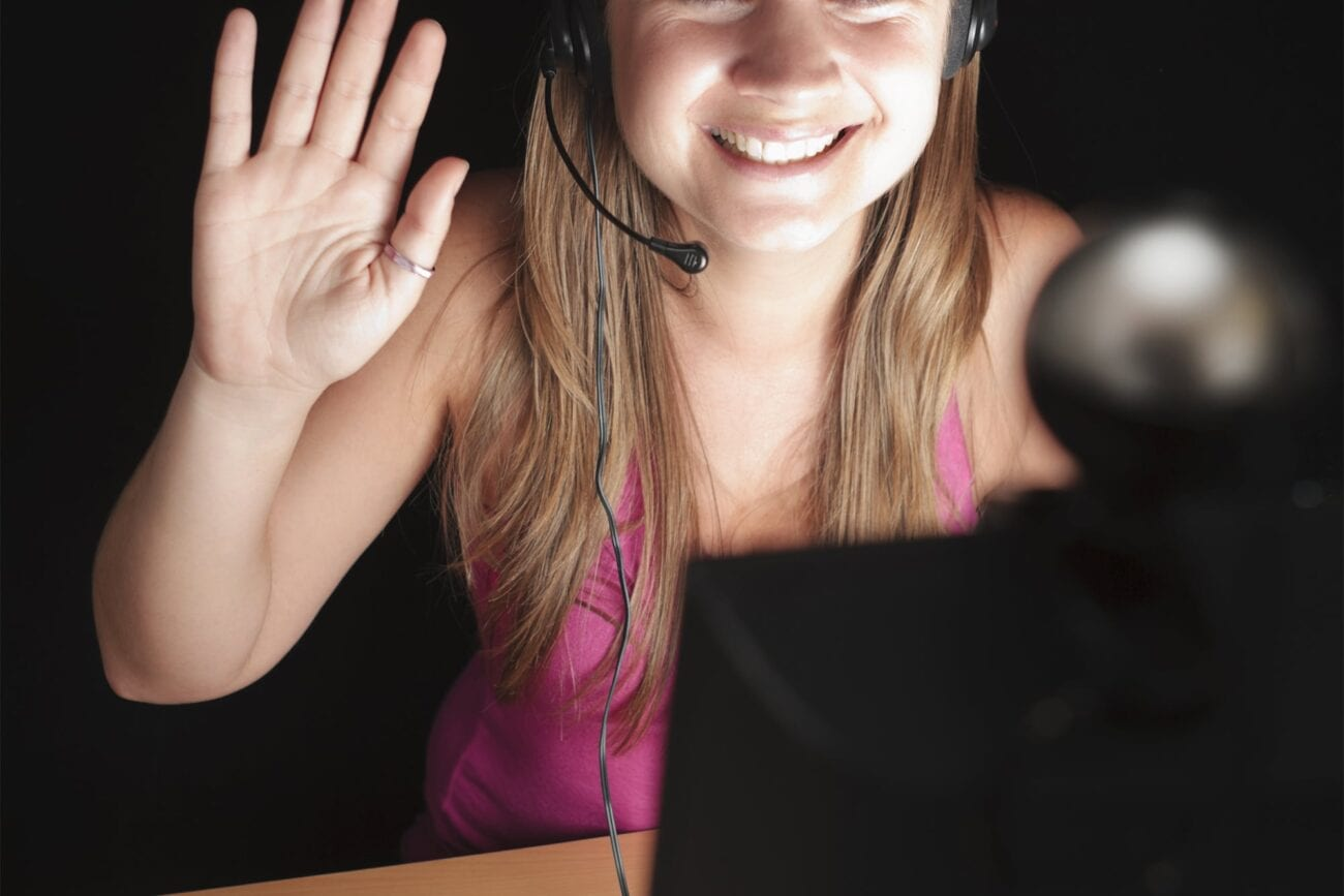 Webcam chat sites can be a fun way to pass time, but they often have dark pasts. Chatroulette made a recent return, but could it be linked to murder?