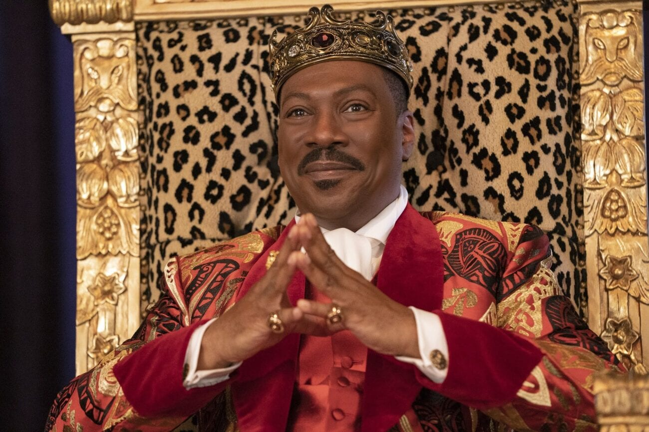 'Coming 2 America' is here to give us Prince Akeem & Semmi again, after thirty-two (good god!) years. Check out the latest.