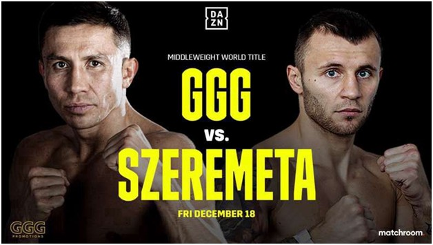 Golovkin and Szeremeta might just be the fight of 2020. Find out how to live stream the fight on Reddit.