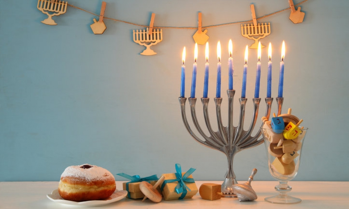 It's December and that means it's time to break out all the best Hanukkah memes! Here are some of our favorites.