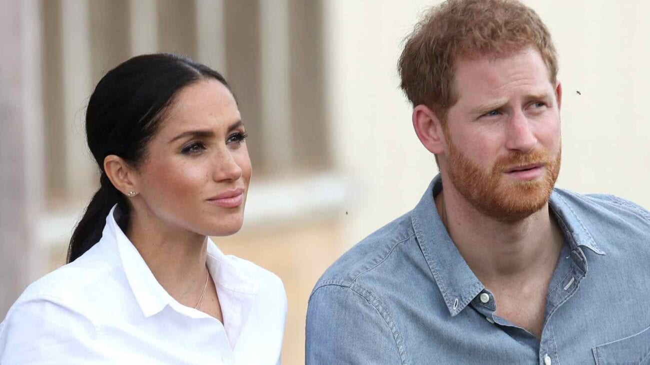 Breaking news: people who are famous leave their house. But why is it news Prince Harry and Meghan Markle took a walk? See the stupid news for yourself.