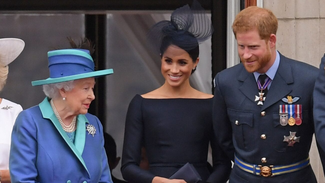 The latest royal allegation involves Queen Elizabeth II being upset with Prince Harry & Meghan Markle. What's happening behind closed doors?