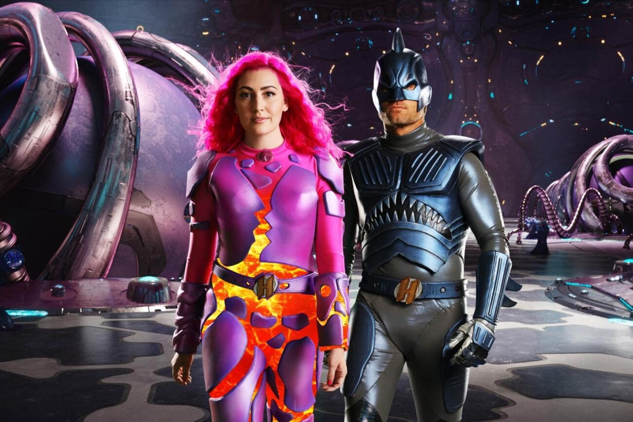In an upcoming Netflix movie, 'We Can Be Heroes', the characters Sharkboy & Lavagirl will be coming back. Here's what you need to know.