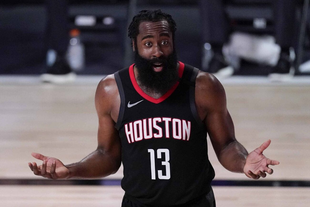 James Harden is leaving Houston soon. He's requested a trade after 8 seasons with the Rockets. Read all about his stats proving his best fit here.