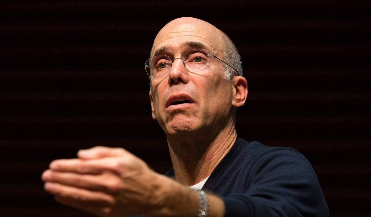 Jeffrey Katzenberg tried to launch the streaming site Quibi and failed pretty miserably. So why is Biden considering him for a government position?