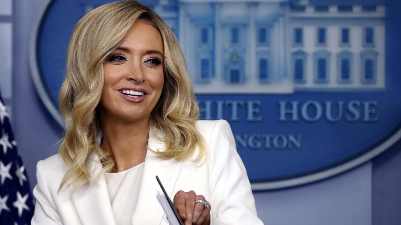 We all know Kayleigh McEnany as Trump's White House press secretary. Let's find out all about the former Trump campaign spokeswoman.