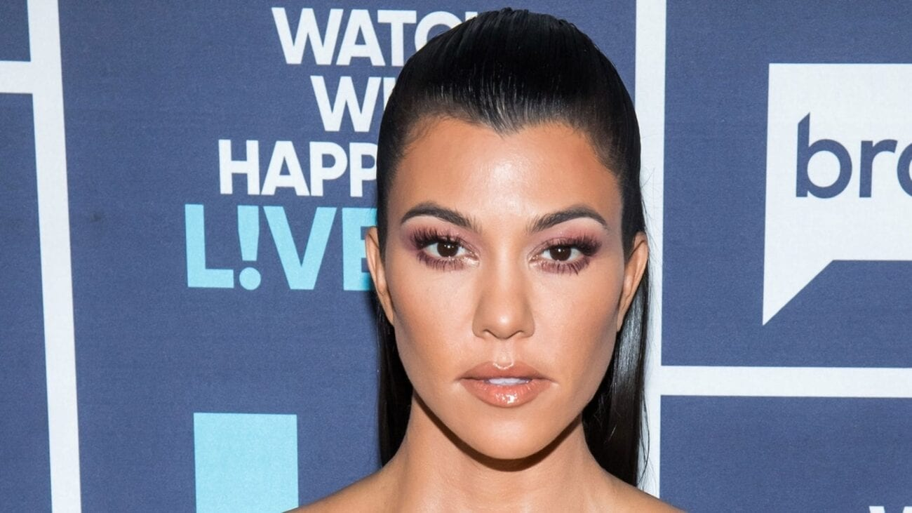 Kourtney Kardashian is in hot water after critics claims she was photoshopped into a recent Instagram post. Discover the truth behind the photo.