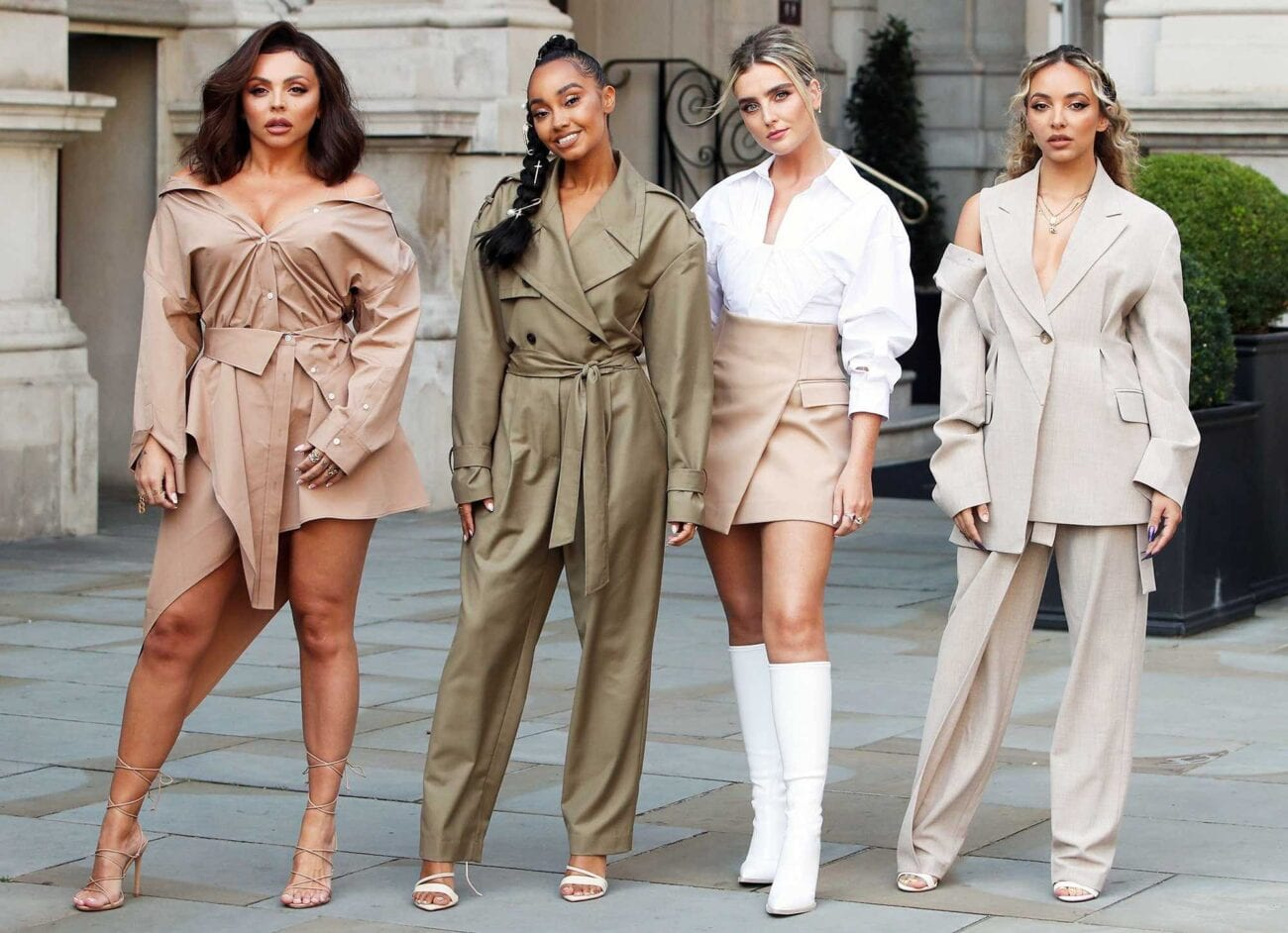 It was announced that one of the Little Mix members Jesy Nelson has exited after nine years. Here's everything that happened.