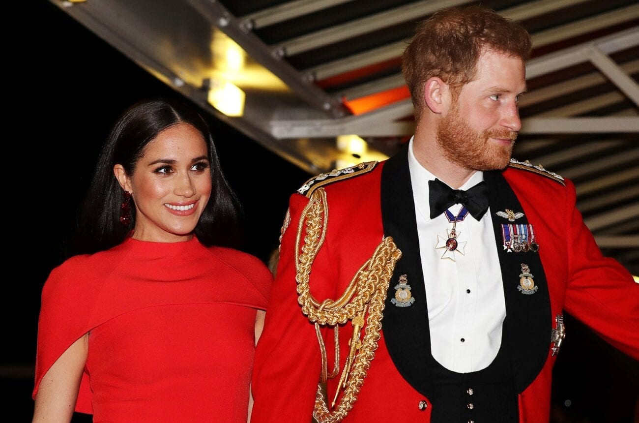 The Duke & Duchess of Sussex retired from their royal duties earlier this year. How much did Prince Harry and Meghan Markle make?