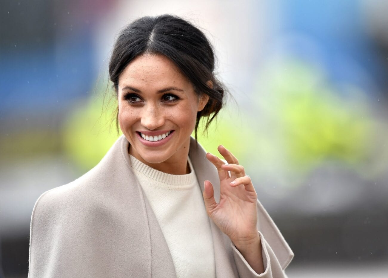 Even through social distancing, Meghan Markle has been the fashion queen of 2020. Here are iconic outfits we've seen in the news.