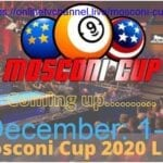 Don't miss out on the 2020 Mosconi cup! Here's how to watch this year's pool tournament live streams online.