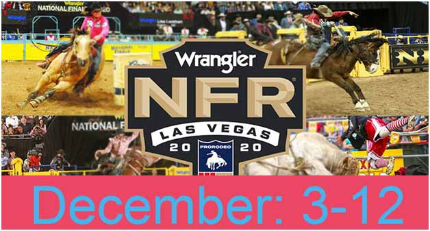 NFR 2020 is going on right now, here's where you can watch the nine day event.
