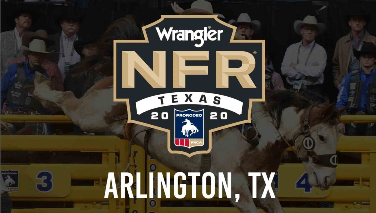 Don't miss a single moment of the national finals rodeo this year. The 2020 event is already under way. Watch it here.