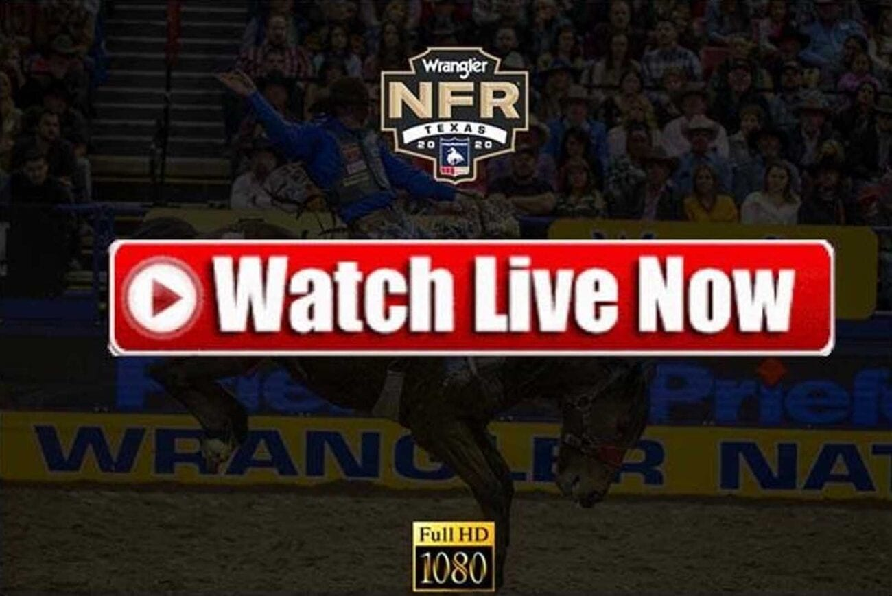 Don't miss a single moment of the 2020 National Finals Rodeo. This is what you need to know about live streaming it.